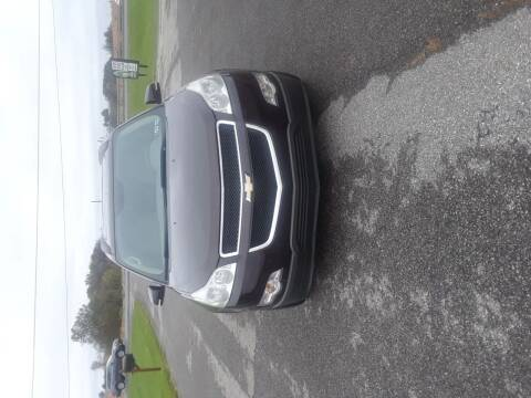 2009 Chevrolet Traverse for sale at Dun Rite Car Sales in Downingtown PA