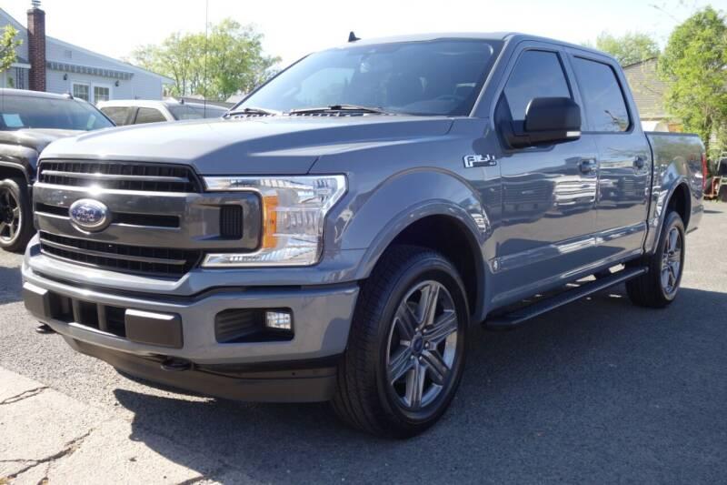 2020 Ford F-150 for sale at Olger Motors, Inc. in Woodbridge NJ