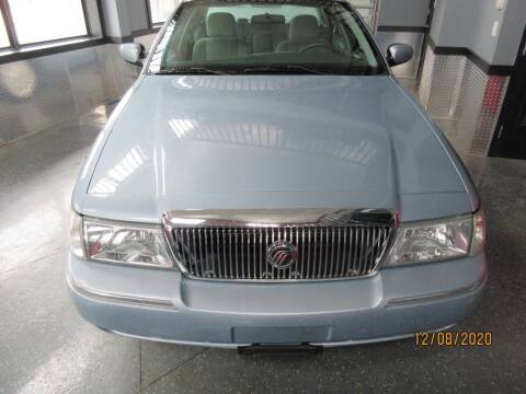 2005 Mercury Grand Marquis for sale at Settle Auto Sales TAYLOR ST. in Fort Wayne IN