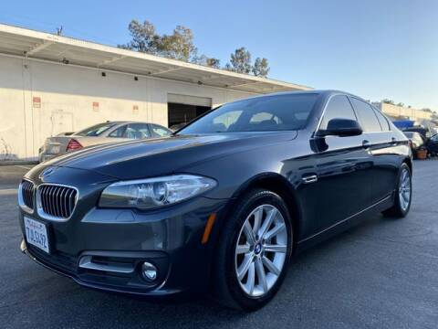 2015 BMW 5 Series for sale at Prime Sales in Huntington Beach CA