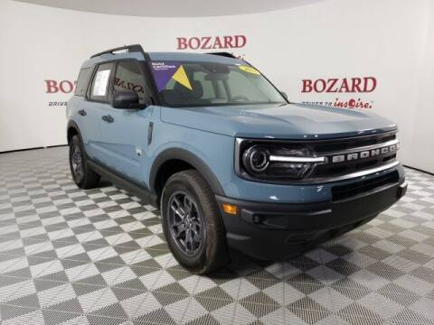 2021 Ford Bronco Sport for sale at BOZARD FORD in Saint Augustine FL