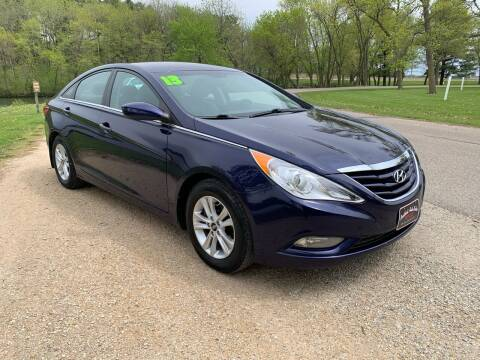 2013 Hyundai Sonata for sale at BROTHERS AUTO SALES in Hampton IA