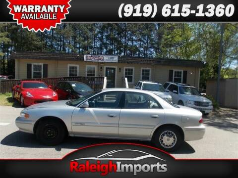 2001 Buick Century for sale at Raleigh Imports in Raleigh NC