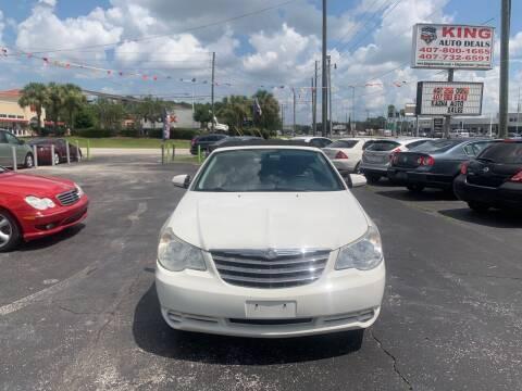 2010 Chrysler Sebring for sale at King Auto Deals in Longwood FL