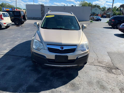 2008 Saturn Vue for sale at L.A. Automotive Sales in Lackawanna NY
