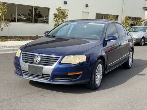 2007 Volkswagen Passat for sale at Washington Auto Sales in Tacoma WA