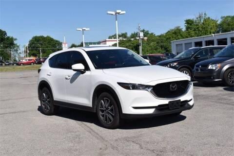 2017 Mazda CX-5 for sale at BOB ROHRMAN FORT WAYNE TOYOTA in Fort Wayne IN