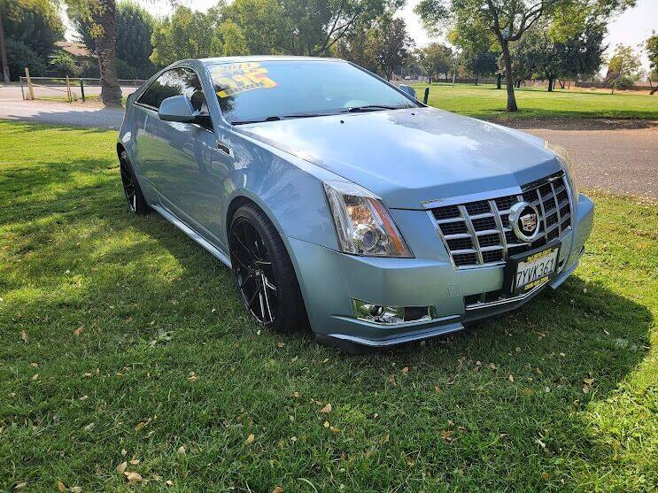 2013 Cadillac CTS for sale at D & I Auto Sales in Modesto CA