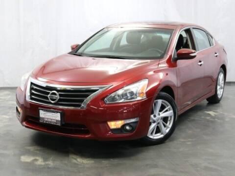 2015 Nissan Altima for sale at United Auto Exchange in Addison IL