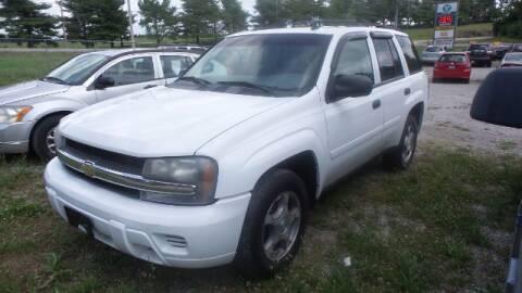 2007 Chevrolet TrailBlazer for sale at Tates Creek Motors KY in Nicholasville KY