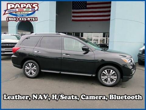 2019 Nissan Pathfinder for sale at Papas Chrysler Dodge Jeep Ram in New Britain CT