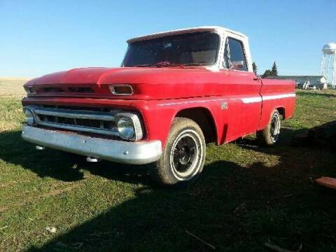1966 Chevrolet C/K 10 Series for sale at Haggle Me Classics in Hobart IN