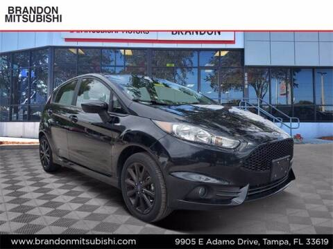 2019 Ford Fiesta for sale at Brandon Mitsubishi in Tampa FL