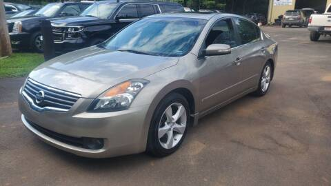 2007 Nissan Altima for sale at GA Auto IMPORTS  LLC in Buford GA