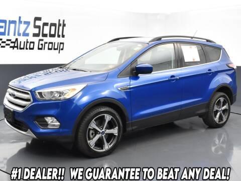 2018 Ford Escape for sale at Chantz Scott Kia in Kingsport TN
