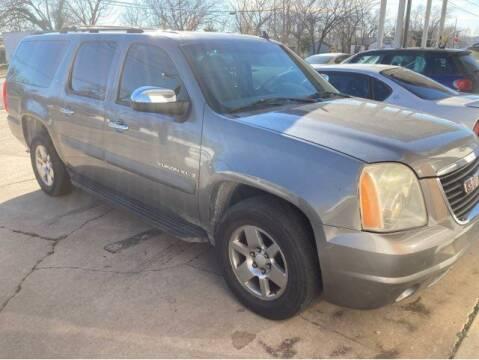 2007 GMC Yukon XL for sale at Sunshine Motors in Bartlesville OK