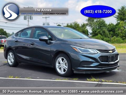 2017 Chevrolet Cruze for sale at The Annex in Stratham NH