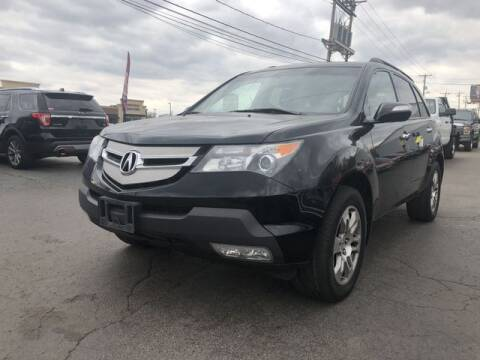 2009 Acura MDX for sale at Instant Auto Sales in Chillicothe OH