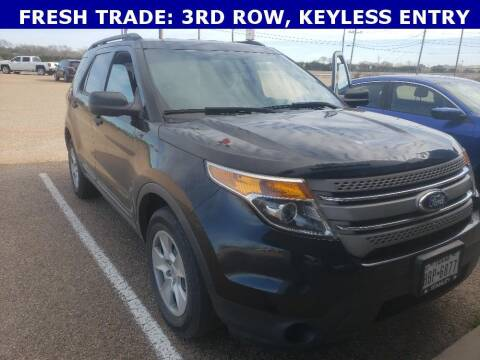 2014 Ford Explorer for sale at Stanley Chrysler Dodge Jeep Ram Gatesville in Gatesville TX