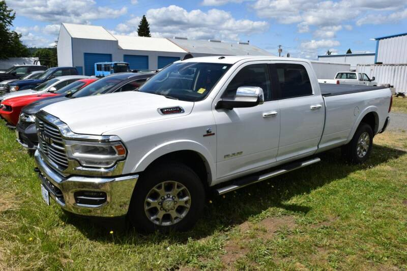 2019 RAM Ram Pickup 3500 for sale in Cottage Grove, OR