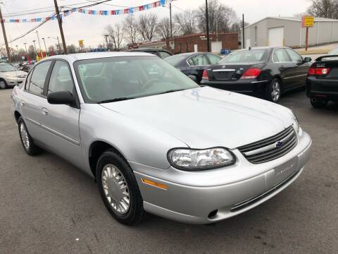 2004 Chevrolet Classic for sale at Wise Investments Auto Sales in Sellersburg IN