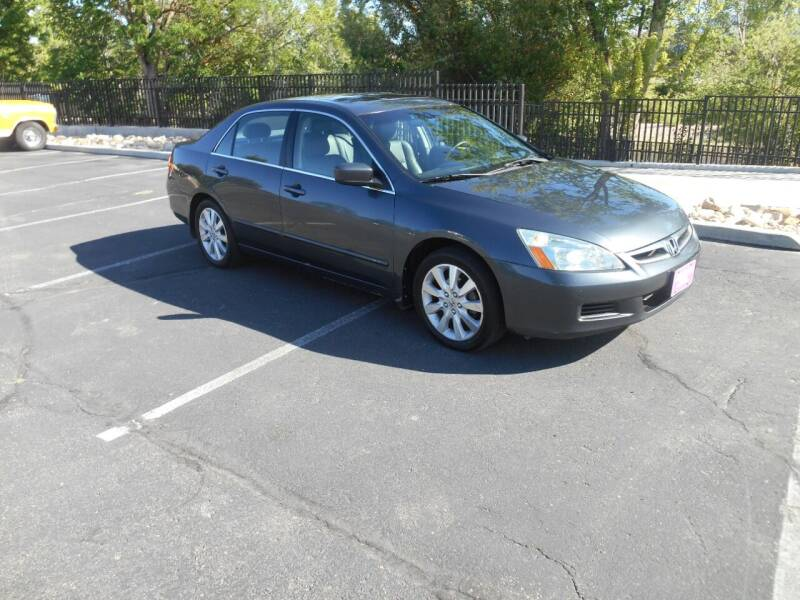 2007 Honda Accord for sale at AUTOTRUST in Boise ID
