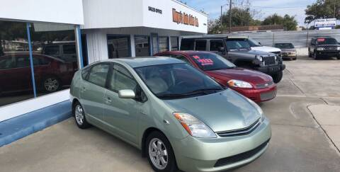 2007 Toyota Prius for sale at Moye's Auto Sales Inc. in Leesburg FL