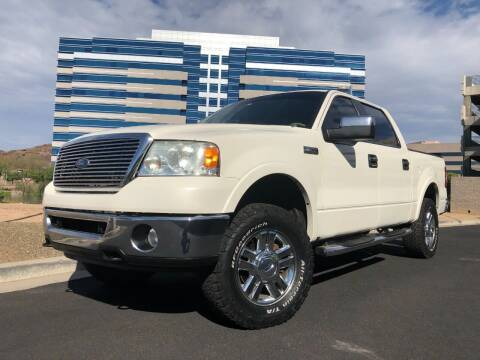 2008 Ford F-150 for sale at Day & Night Truck Sales in Tempe AZ