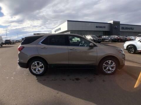 2018 Chevrolet Equinox for sale at Schulte Subaru in Sioux Falls SD