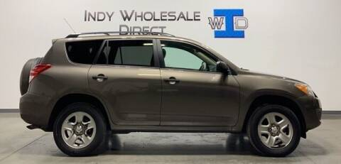2011 Toyota RAV4 for sale at Indy Wholesale Direct in Carmel IN