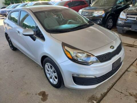 2016 Kia Rio for sale at Divine Auto Sales LLC in Omaha NE