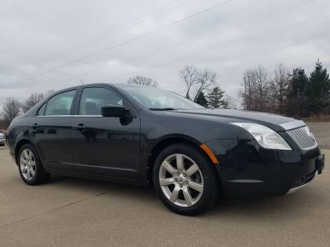 2010 Mercury Milan for sale at CarNation Auto Group in Alliance OH