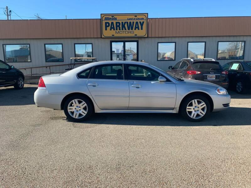 2014 Chevrolet Impala Limited for sale at Parkway Motors in Springfield IL
