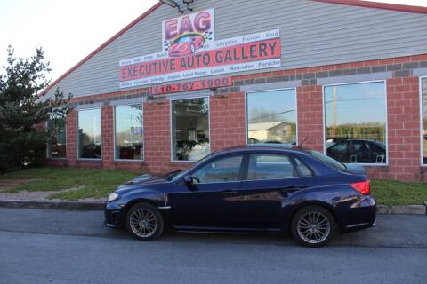 2013 Subaru Impreza for sale at EXECUTIVE AUTO GALLERY INC in Walnutport PA
