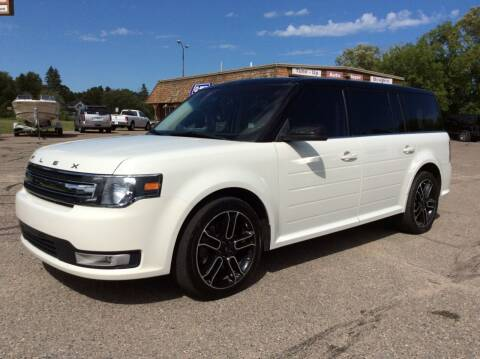 2013 Ford Flex for sale at MOTORS N MORE in Brainerd MN