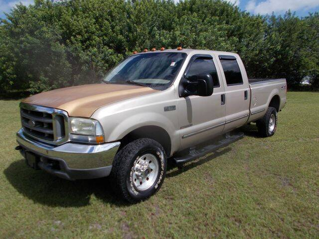 1999 Ford F-350 Super Duty for sale at M & M AUTO BROKERS INC in Okeechobee FL