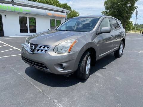 2013 Nissan Rogue for sale at Glory Motors in Rock Hill SC