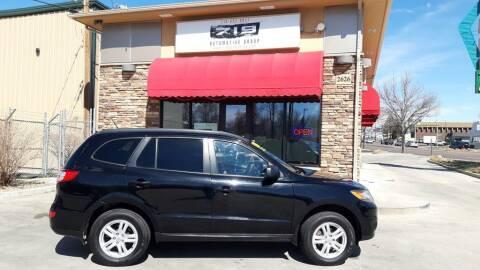 2010 Hyundai Santa Fe for sale at 719 Automotive Group in Colorado Springs CO