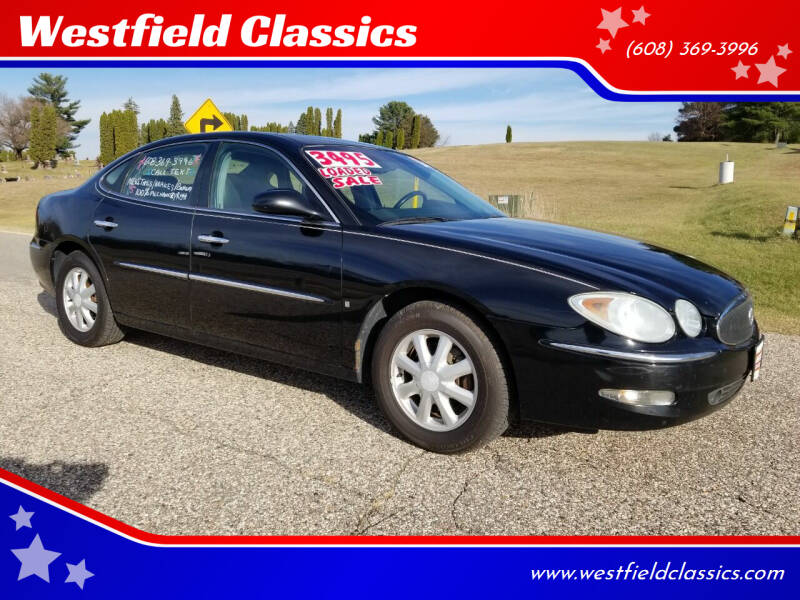 2006 Buick LaCrosse for sale at Westfield Classics in Westfield WI
