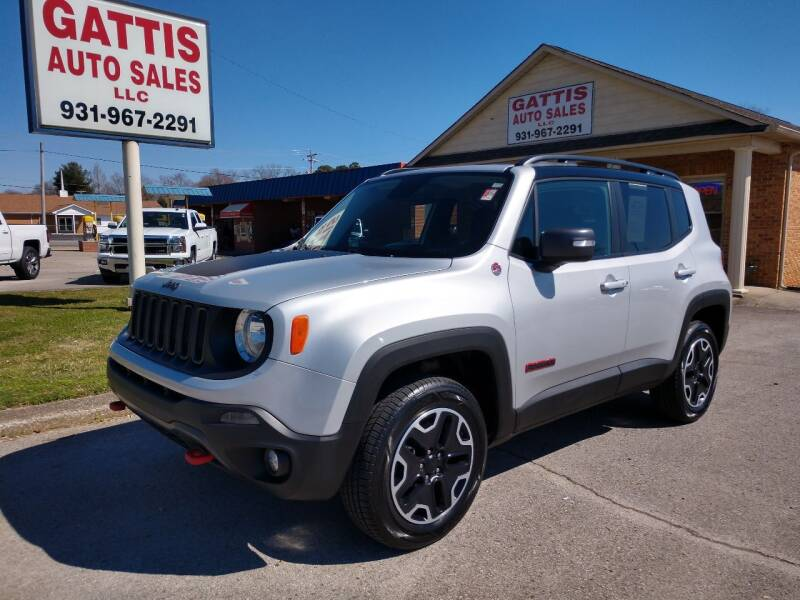 2016 Jeep Renegade for sale at Gattis Auto Sales LLC in Winchester TN