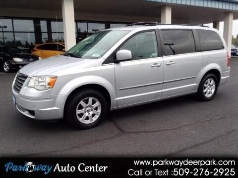 2010 Chrysler Town and Country for sale at PARKWAY AUTO CENTER AND RV in Deer Park WA