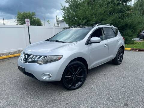 2009 Nissan Murano for sale at Giordano Auto Sales in Hasbrouck Heights NJ