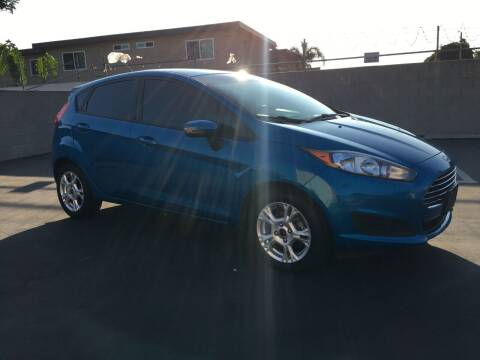 2014 Ford Fiesta for sale at American Wholesalers in Huntington Beach CA