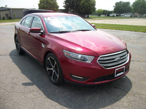 2016 Ford Taurus for sale at USED CAR FACTORY in Janesville WI