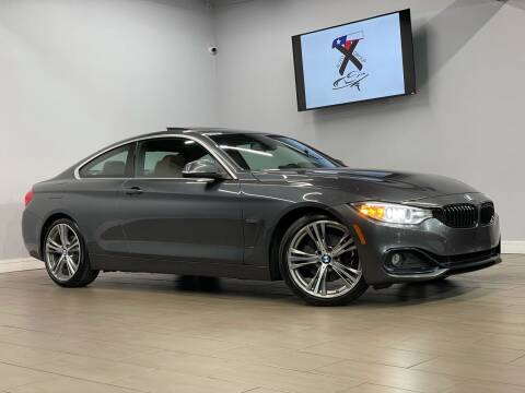 2017 BMW 4 Series for sale at TX Auto Group in Houston TX