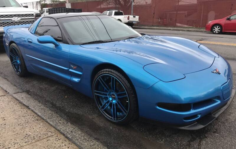 2000 Chevrolet Corvette for sale at Deleon Mich Auto Sales in Yonkers NY