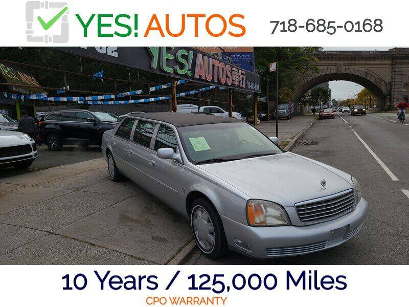 2001 Cadillac DeVille for sale in Elmhurst, NY