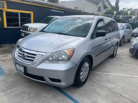 2010 Honda Odyssey for sale at FJ Auto Sales North Hollywood in North Hollywood CA