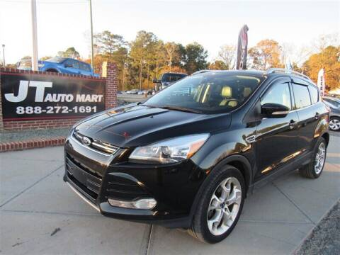 2014 Ford Escape for sale at J T Auto Group in Sanford NC