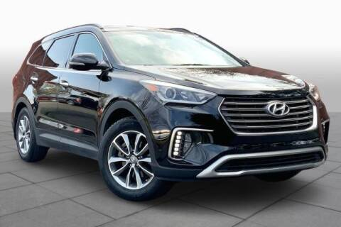 2019 Hyundai Santa Fe XL for sale at CU Carfinders in Norcross GA